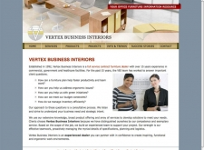 Vertex Business Interiors