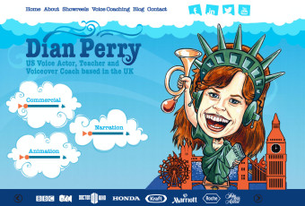 Dian Perry Website