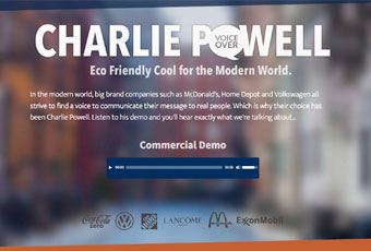 Charlie Powell Voice Over